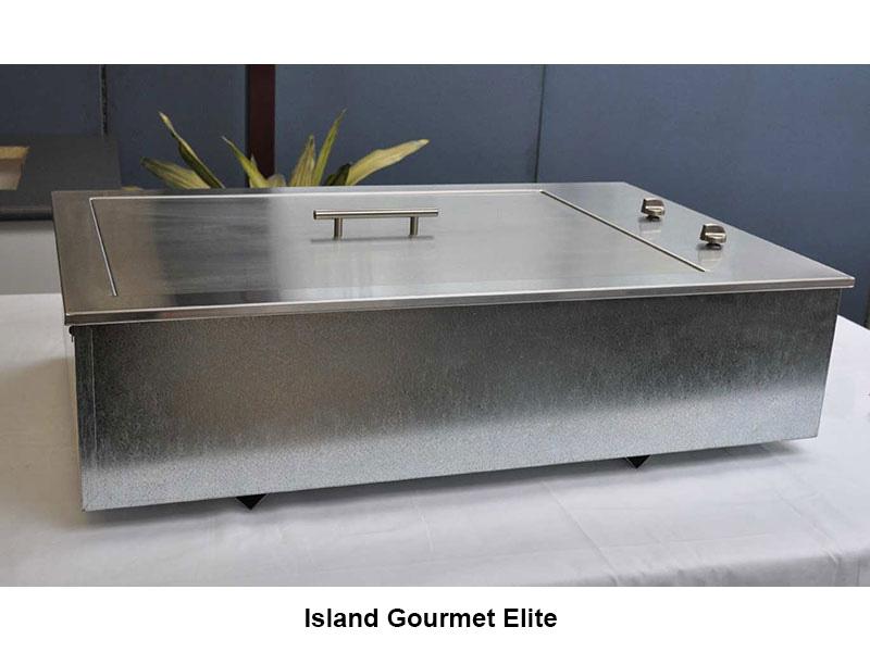 Island Gourmet Elite Hiten Manufacturing