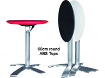 Deluxe Folding Cafe Table