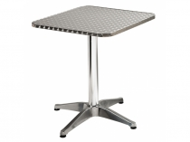 Aluminium Cafe Table