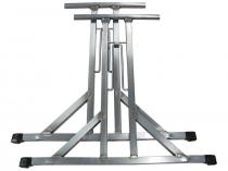 Wide Folding Table Legs